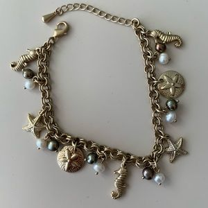 Lia Sophia under the sea bracelet